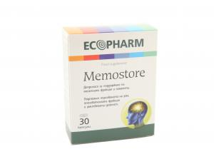 МЕМОСТОР / MEMOSTORЕ капсули х 30 – Ecopharm