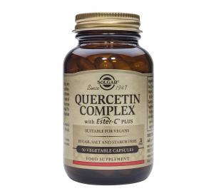 Кверцетин Комплекс / Quercetin Complex х50 растителни капсули – SOLGAR