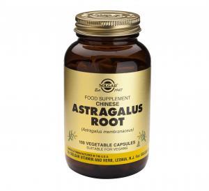 Корен от Астрагалус / Astragalus Root х100 растителни капсули – SOLGAR