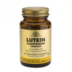 Лутеин Каротеноид Комплекс 15 мг х30 капсули – SOLGAR