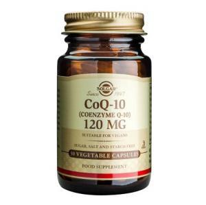 Коензим Q10 120 мг х30 капсули – SOLGAR