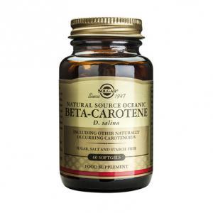 Бета-Каротин 7 мг х60 меки капсули – SOLGAR