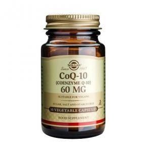Коензим Q10 60 мг х30 капсули – SOLGAR
