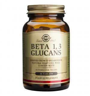 Бета 1,3 Глюкани / Beta 1,3 Glucans х60 таблетки – SOLGAR