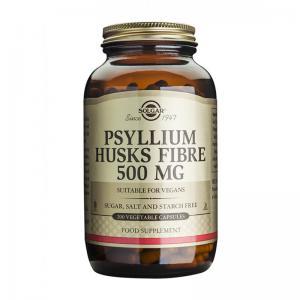 SOLGAR Псилиум Хуск Фибри 500 мг х200 капсули