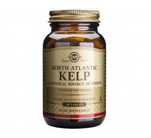 Келп / Kelp 200 μg х250 таблетки – SOLGAR