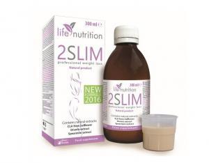 2Слим Нова Формула / 2Slim New Formula х300 мл – Life Nutrition