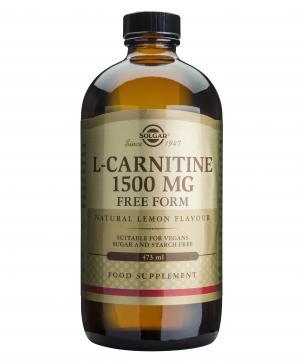Л-Карнитин 1500 мг / L-Carnitine 1500 mg х473 мл – SOLGAR