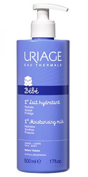 Uriage 1er Lait Hydratant хидратиращо мляко за бебета и деца х500 мл