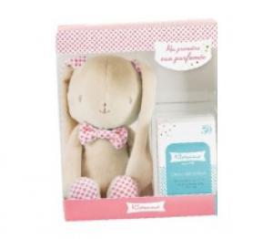 Klorane Bebe Тоалетна вода за момиченца x50 мл + играчка