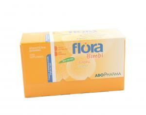 ФЛОРА БИМБИ пробиотик за деца/ FLORA BIMBI probiotic for kids x 10 флакона- Abopharma