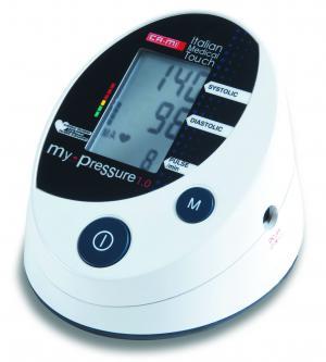 Май Прешър апарат за мерене на кръвно налягане / My Pressure 1.0 apparatus for measuring blood preasure – Eupharma