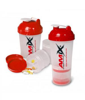 Amix Shaker Monster Bottle / Амикс Шейкър Монстър Ботъл х 500 мл