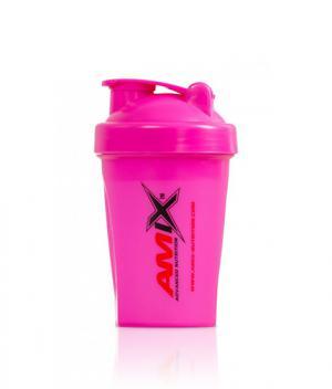 Амикс Мини Шейкър Розов Цвят / Amix Mini Shaker Pink Color х 400 мл