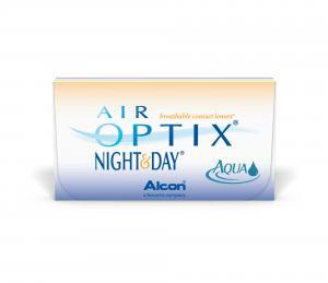 AIR OPTIX Night & Day AQUA едномесечни силикон-хидрогелни лещи- Alcon