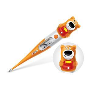 Dr. Frei Дигитален Детски Термометър с Гъвкав Връх T-30
