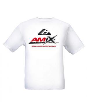 Амикс Спортна Тениска Бяла / Amix T-Shirt White