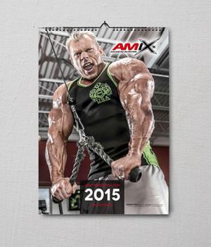 Амикс Календар за 2015г. / Amix Calendar 2015