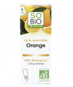 SOBiO etic Етерично Масло от Портокал x15 мл