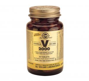 Формула ВМ 2000 / Formula VM 2000 х30 таблетки – SOLGAR