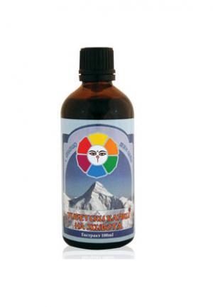 Тибетски Капки на Живота с Мумийо / Tibetan Drops for Life with Mumio тинктура х 100 мл – Bioherba