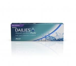 DAILIES AquaComfort Plus Multifocal еднодневни контактни лещи- Alcon