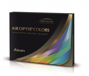 AIR OPTIX COLORS едномесечни цветни силикон-хидрогелни лещи- Alcon
