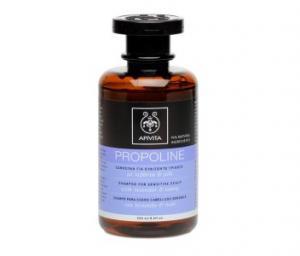 APIVITA PROPOLINE Shampoo for Sensitive Scalp with lavender and honey / АПИВИТА ПРОПОЛИН шампоан за чувствителен скалп с лавандула и мед 250мл.