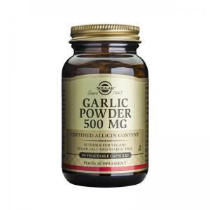 SOLGAR Чесън 500 мг х90 капсули