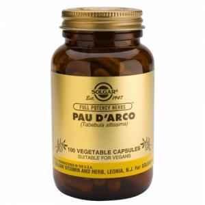 Пау Дарко 455 мг х100 капсули – SOLGAR