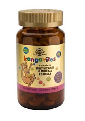 Витамин С за Дъвчене с Вкус на Малина 100 мг х90 таблетки – SOLGAR