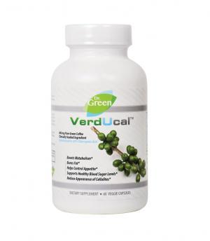 ВЕРДУКАЛ / VERDUCAL капсули x 60 бр.- Dr Green