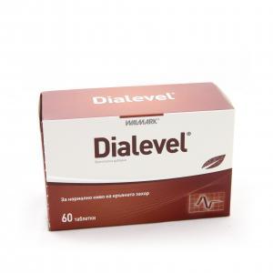 ДИАЛЕВЪЛ / DIALEVEL таблетки х 60 бр.- Валмарк