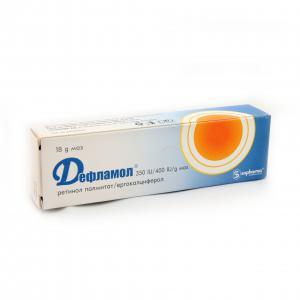 ДЕФЛАМОЛ маз / DEFLAMOL х 18 гр.  – Sopharma