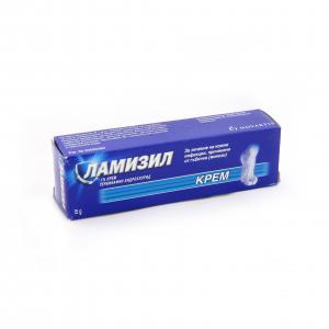 ЛАМИЗИЛ крем 1% / LAMIZIL cream х 15гр – Novartis