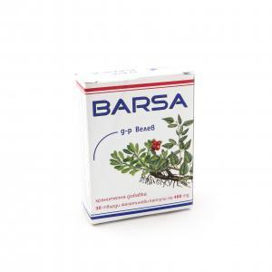 БАРСА / BARSA капсули 460 мг х 30 – Velevi Pharma