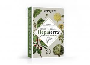 Хепатера / Hepaterra х30 капсули – Terrapia