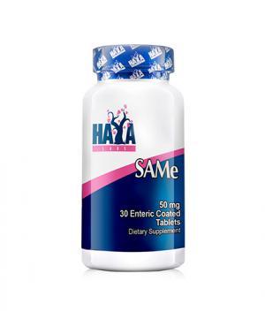 Haya Labs SAMe 50mg / Хая Лабс S-Аденозил Метионин 50мг х30 таблетки