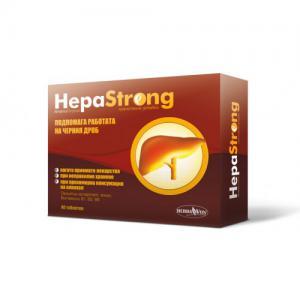 ХЕПАСТРОНГ/ HEPASTRONG таблетки x 40 – Herba Von