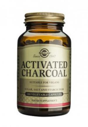 Активен Въглен 300 мг х100 капсули – SOLGAR