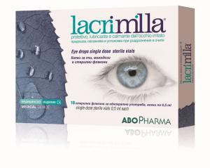 Лакримила капки за очи / Lacrimilla eye drops 0.5 x 10  –  Abopharma
