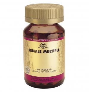 Мултивитамини за Жени / Female Multiple х60 таблетки – SOLGAR
