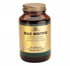 Мултивитамини за Мъже / Male Multiple х60 таблетки – SOLGAR