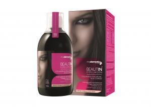 Бютин Колаген с вкус на Ягода и Ванилия / Beautin Collagen Strawberry & Vanilla х500 мл – Myelements