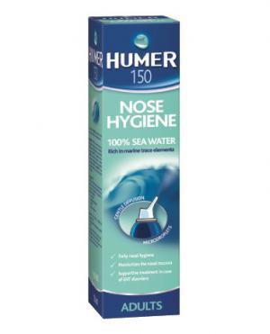 Хюмер 100% Морска Вода Спрей за Възрастни х150 мл