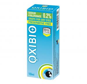 Оксибио Капки за Очи 0.2% / Oxibio Eye Drops 0.2% х10 мл – Bioshield