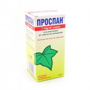 ПРОСПАН / PROSPAN  сироп. х 100мл- Engelhard Arzneimittel GmbH & Co. KG
