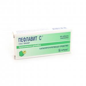 ПЕФЛАВИТ С / PEFLAVIT C тaб. х 60 – Sopharma