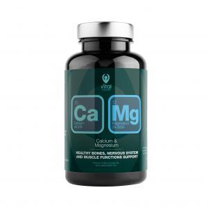 Калций и Магнезий х90 растителни капсули