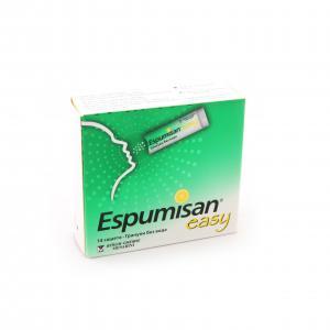 ЕСПУМИЗАН ИЗИ сашета / ESPUMISAN EASY sachets 125мг х 14- Berlin Chemie AG